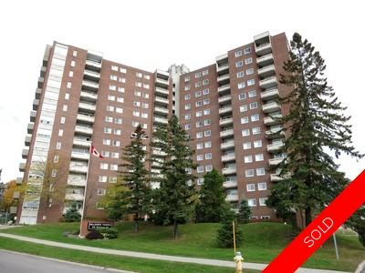 (Beacon Hill South) Ottawa Apartment for sale: Hillsview Towers 1 bedroom  (Listed 2017-10-23)