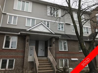 Orleans 2 Storey for sale:  2 bedroom  (Listed 2018-03-01)