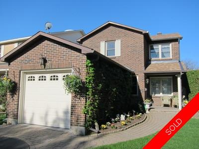Orleans 2 Storey for sale:  3 bedroom  (Listed 2018-05-17)