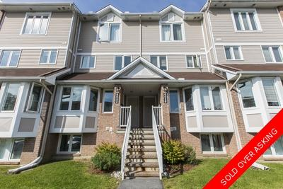Ottawa 2 Storey Row Unit for sale:  2 bedroom  (Listed 2019-09-12)