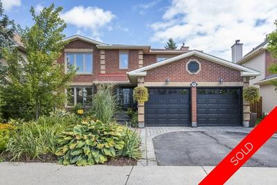 Ottawa 2 Storey for sale:  5 bedroom  (Listed 2019-09-05)